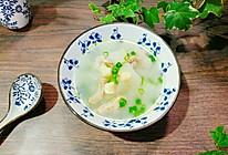 冬瓜干贝瘦肉汤的做法