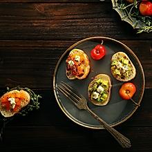 西班牙tapas—老板电器新品蒸烤一体机C906食谱