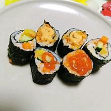 寿司,紫菜包饭