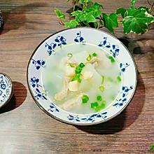 冬瓜干贝瘦肉汤
