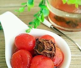 话梅小番茄的做法