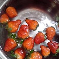 草莓千层蛋糕的做法图解1
