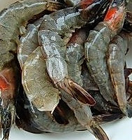 蒜香椒盐虾的做法图解1