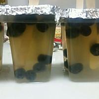 夏季冰棍@蓝莓莫吉托棒冰的做法图解1