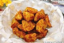 宅家必备追剧小零食孜然烤土豆的做法