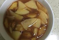 蜜汁红薯山楂汤的做法