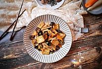 八珍豆腐——清肺养生素八珍的做法