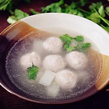 台式贡丸汤