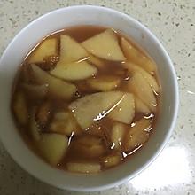 蜜汁红薯山楂汤