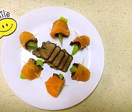 """营养师的小厨房——被""""抽""""掉了胆固醇的猪口条的做法"""