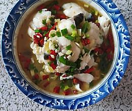 酸菜鱼(和一碗米饭更配哦)的做法