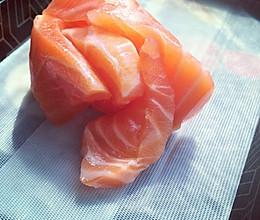 三文鱼的做法