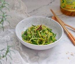 辣炒萝卜丝#金龙鱼营养强化维生素A 新派菜油#的做法