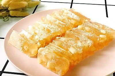奶香马蹄钵仔糕(零基础快手甜品)