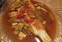 茄汁剥皮鱼的做法