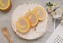 芋泥蛋糕卷的做法