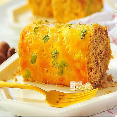 掌握五点面包卷保证不开裂——孩子最完美早餐【香葱肉松面包卷】
