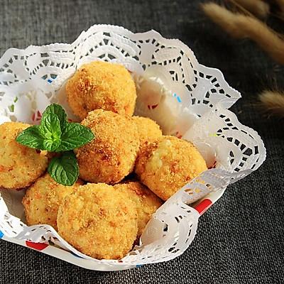 【首发】剩饭的华丽变身 榨菜米饭丸子--乌江榨菜