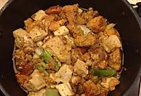 干锅鱼籽豆腐的做法