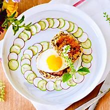 幸福感满满的早餐#硬核菜谱制作人#