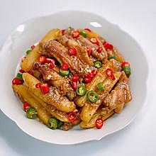 蒜香鸡翅土豆