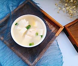 鲫鱼豆腐汤的做法