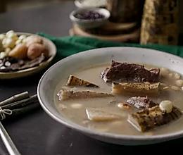 ELECOOK丨粉葛猪骨鲮鱼祛湿汤的做法