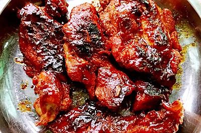 电饭煲版自制叉烧肉