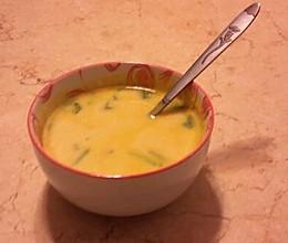 南瓜浓汤(西式)的做法