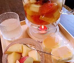 午后水果茶的做法