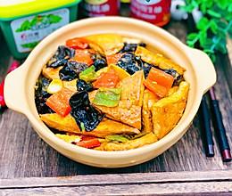 简单快手的家常豆腐的做法