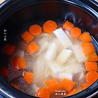 山药排骨汤的做法图解4