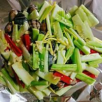 丝瓜焗花蛤#父亲节,给老爸做道菜#的做法图解7