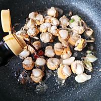 香辣扇贝——经过简单一炒,小海鲜也可以做的鲜味翻倍特别下饭的做法图解9