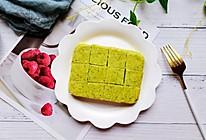 #我要上首焦#八个月宝宝辅食❗️西兰花蒸糕的做法
