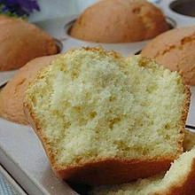最原始的鸡蛋糕, 只需面粉鸡蛋