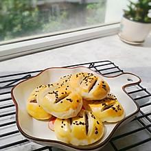 #蛋趣体验#香香的老婆饼