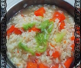 减肥营养咸粥的做法
