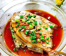 #就是红烧吃不腻!# 妈妈味道 红烧鲳鱼【图文视频】的做法
