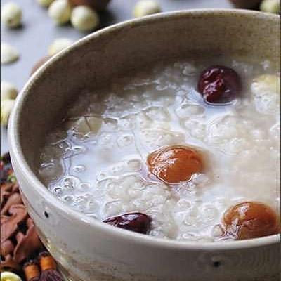 糯米粥,过年治感冒,驱寒