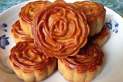 广式咸味月饼