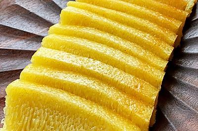 黄金鱼翅糕—黄金万两过大年