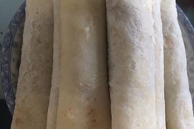 自制豆沙 & 豆沙春卷