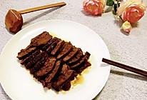 #下饭红烧菜#家庭版酱牛肉的做法