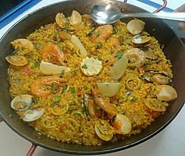 西班牙传统Paella的做法