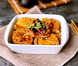 #精品菜谱挑战赛#锅塌豆腐的做法