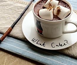 冬日热巧克力的做法