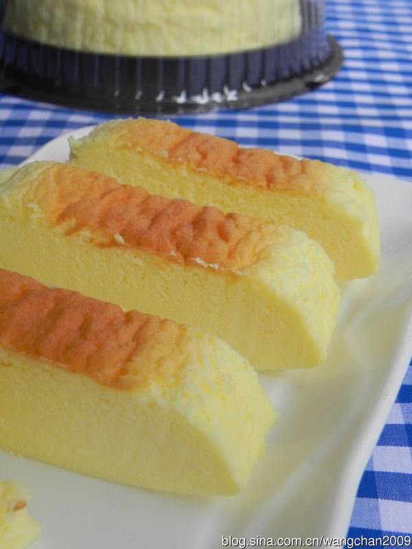 舒芙蕾乳酪蛋糕的做法