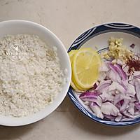什锦海鲜饭 #父亲节,给老爸做道菜#的做法图解4