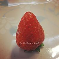 草莓玫瑰的做法图解4